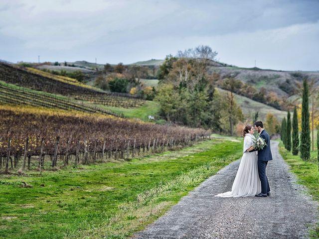 Il matrimonio di Daniele e Francesca a Empoli, Firenze 26