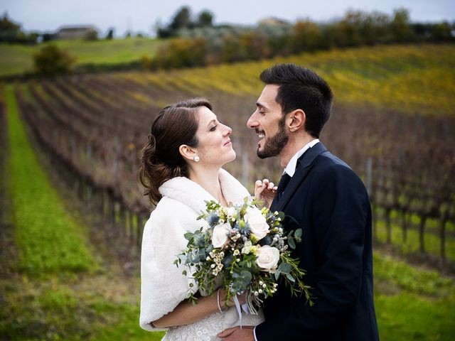 Il matrimonio di Daniele e Francesca a Empoli, Firenze 27
