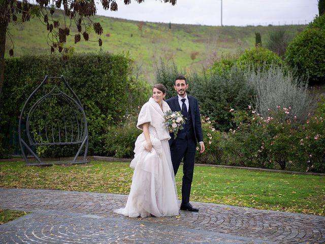 Il matrimonio di Daniele e Francesca a Empoli, Firenze 28
