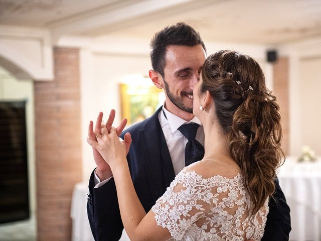 Il matrimonio di Daniele e Francesca a Empoli, Firenze 30