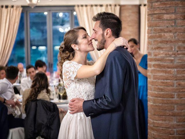 Il matrimonio di Daniele e Francesca a Empoli, Firenze 33