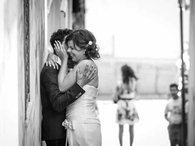 Le nozze di Sonia e Gennaro