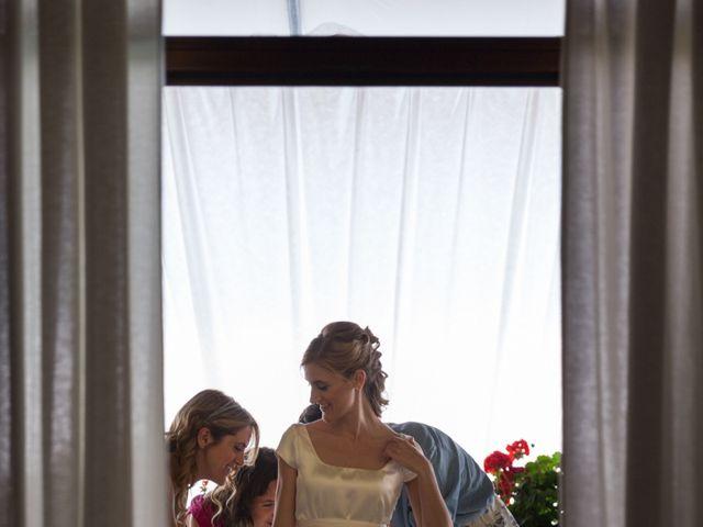 Il matrimonio di Roberto e Marina a Passirano, Brescia 11
