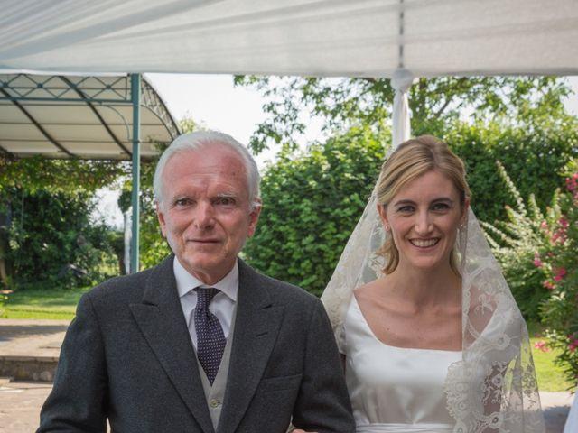 Il matrimonio di Roberto e Marina a Passirano, Brescia 13