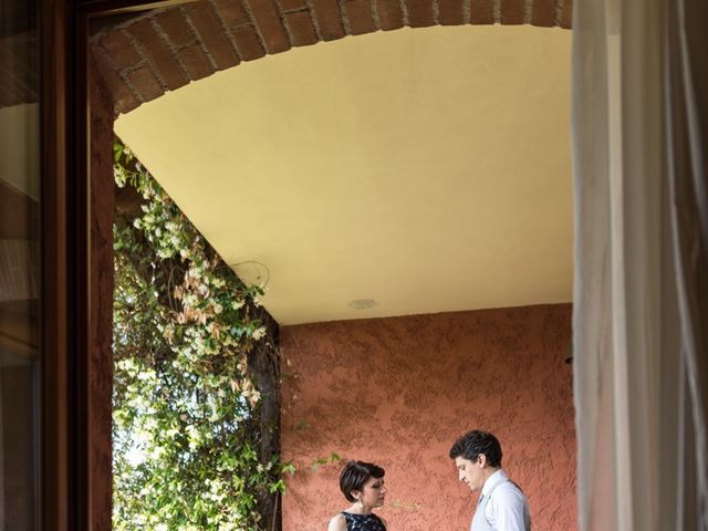 Il matrimonio di Roberto e Marina a Passirano, Brescia 24