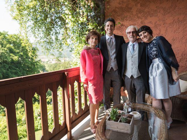 Il matrimonio di Roberto e Marina a Passirano, Brescia 25