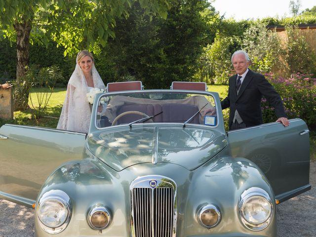 Il matrimonio di Roberto e Marina a Passirano, Brescia 29