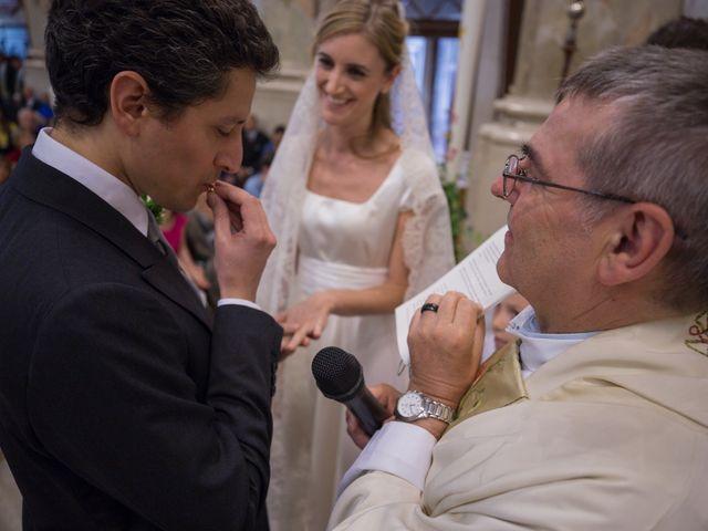 Il matrimonio di Roberto e Marina a Passirano, Brescia 40