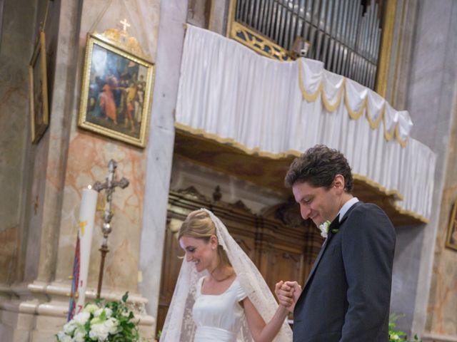 Il matrimonio di Roberto e Marina a Passirano, Brescia 42