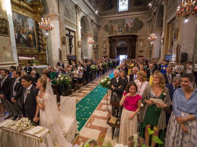 Il matrimonio di Roberto e Marina a Passirano, Brescia 45