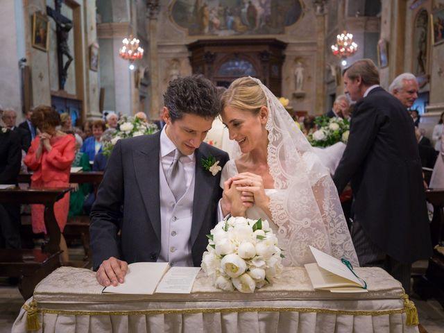 Il matrimonio di Roberto e Marina a Passirano, Brescia 46