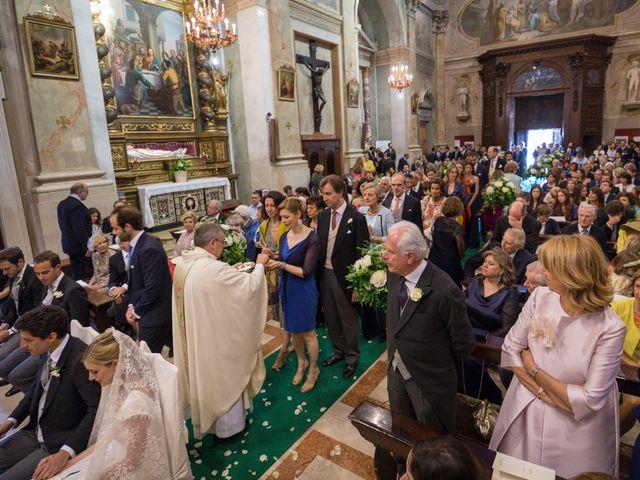 Il matrimonio di Roberto e Marina a Passirano, Brescia 47