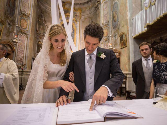 Il matrimonio di Roberto e Marina a Passirano, Brescia 48
