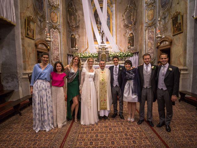 Il matrimonio di Roberto e Marina a Passirano, Brescia 52