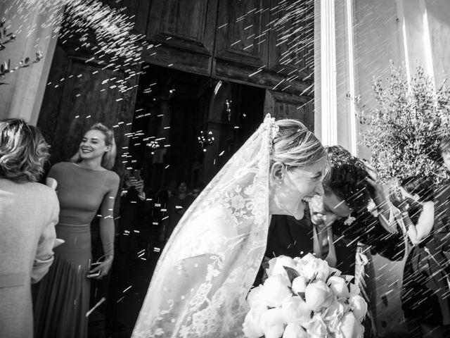Il matrimonio di Roberto e Marina a Passirano, Brescia 55