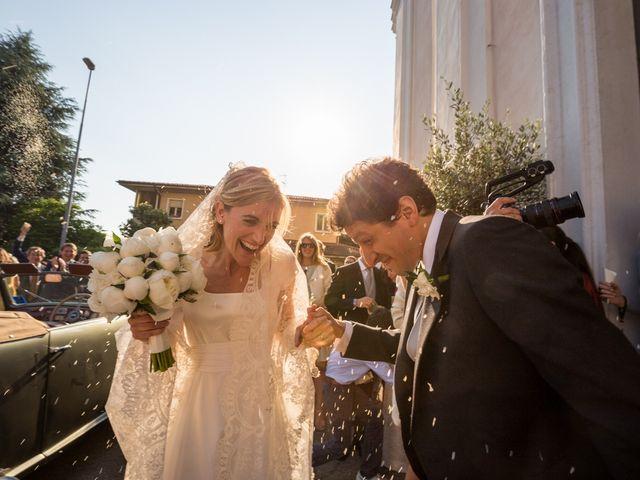 Il matrimonio di Roberto e Marina a Passirano, Brescia 56