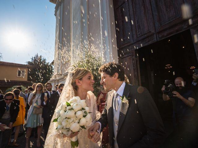 Il matrimonio di Roberto e Marina a Passirano, Brescia 57