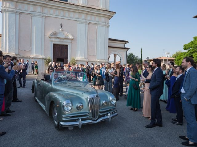 Il matrimonio di Roberto e Marina a Passirano, Brescia 59