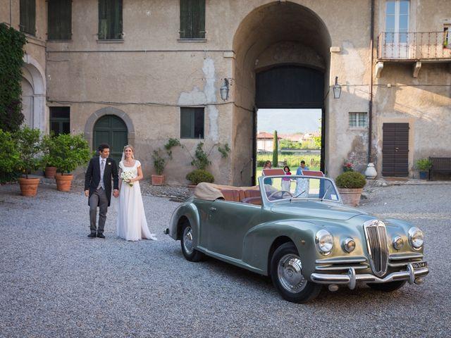 Il matrimonio di Roberto e Marina a Passirano, Brescia 62