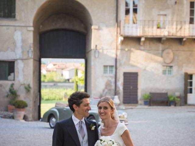 Il matrimonio di Roberto e Marina a Passirano, Brescia 63