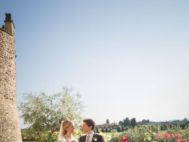 Il matrimonio di Roberto e Marina a Passirano, Brescia 68