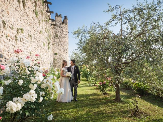 Il matrimonio di Roberto e Marina a Passirano, Brescia 69