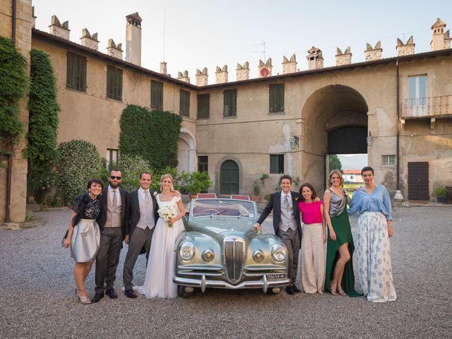 Il matrimonio di Roberto e Marina a Passirano, Brescia 74