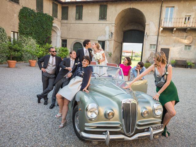 Il matrimonio di Roberto e Marina a Passirano, Brescia 75