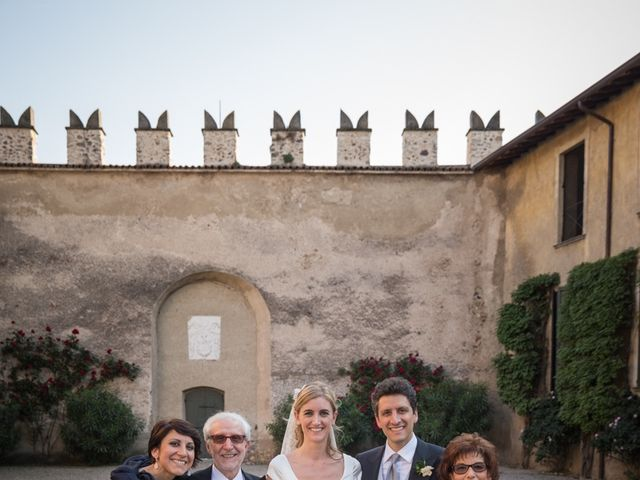 Il matrimonio di Roberto e Marina a Passirano, Brescia 77