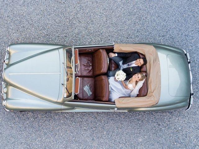Il matrimonio di Roberto e Marina a Passirano, Brescia 78
