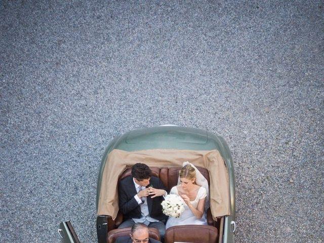 Il matrimonio di Roberto e Marina a Passirano, Brescia 81
