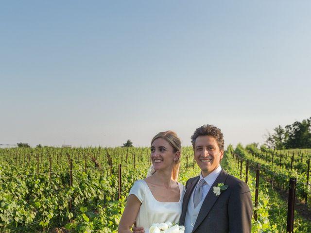 Il matrimonio di Roberto e Marina a Passirano, Brescia 83