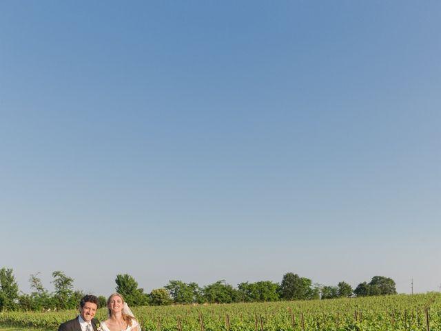 Il matrimonio di Roberto e Marina a Passirano, Brescia 85