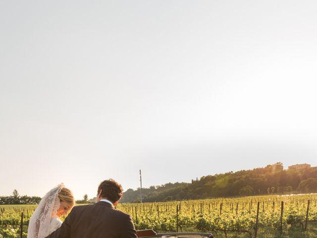Il matrimonio di Roberto e Marina a Passirano, Brescia 86