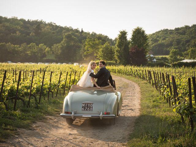 Il matrimonio di Roberto e Marina a Passirano, Brescia 2