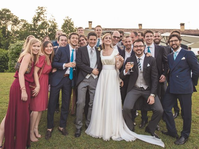 Il matrimonio di Roberto e Marina a Passirano, Brescia 91