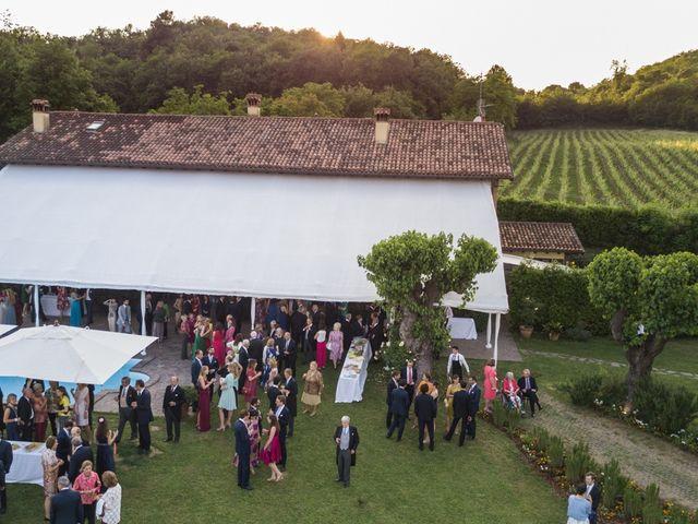Il matrimonio di Roberto e Marina a Passirano, Brescia 93