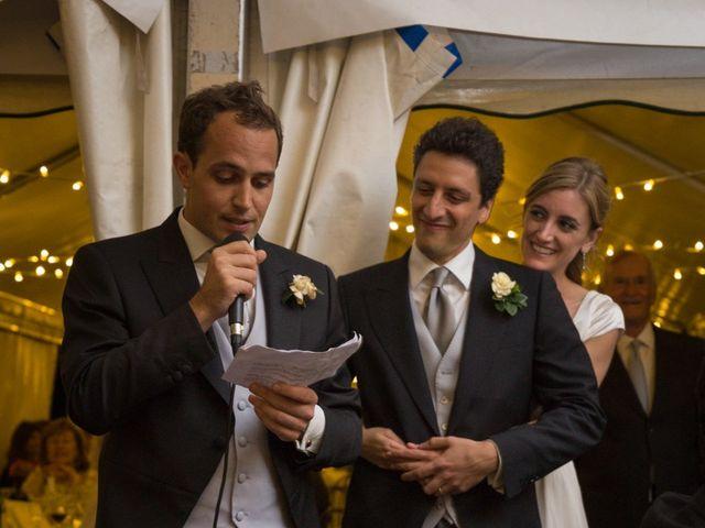 Il matrimonio di Roberto e Marina a Passirano, Brescia 108