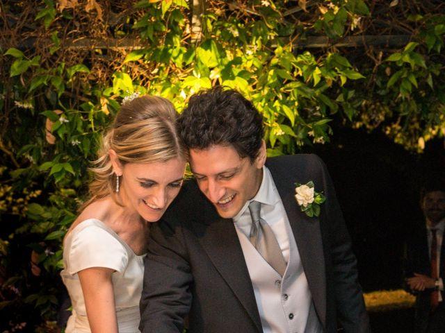 Il matrimonio di Roberto e Marina a Passirano, Brescia 114