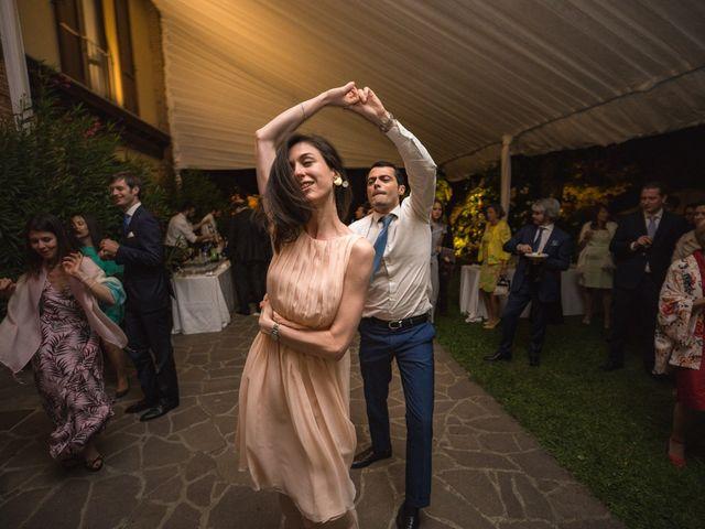 Il matrimonio di Roberto e Marina a Passirano, Brescia 116