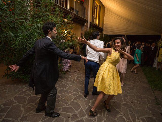 Il matrimonio di Roberto e Marina a Passirano, Brescia 117