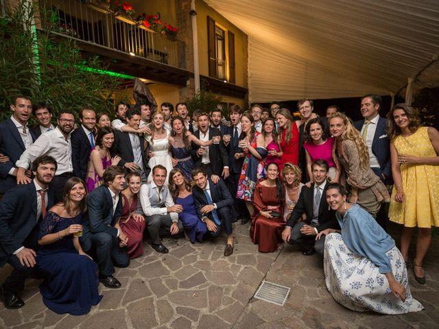 Il matrimonio di Roberto e Marina a Passirano, Brescia 123