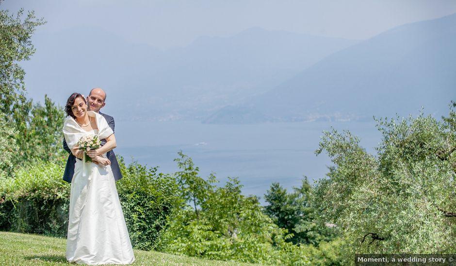 Il matrimonio di Maurizio e Arianna a Iseo, Brescia