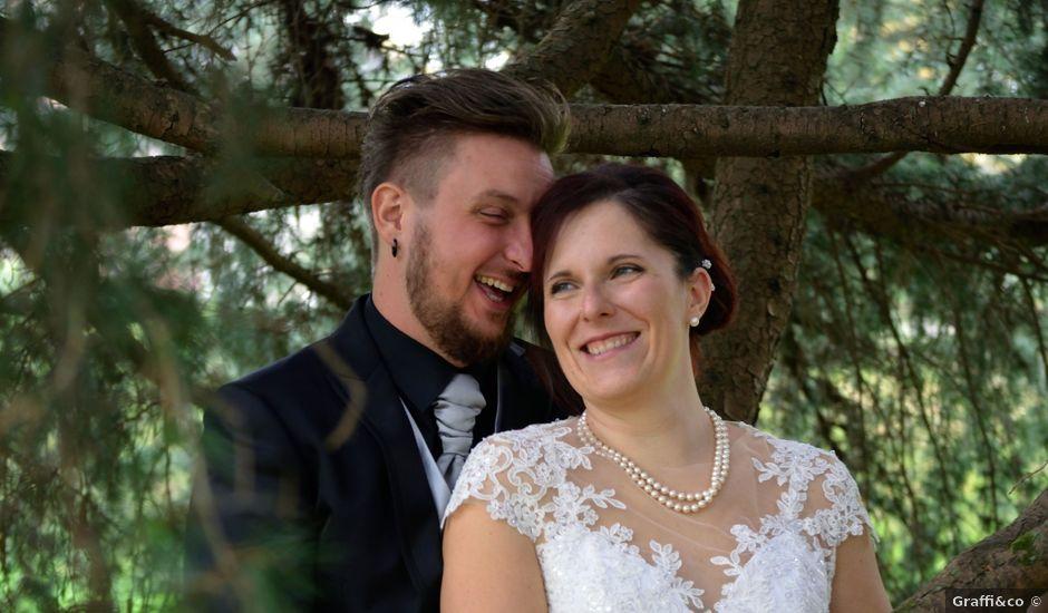 Il matrimonio di Alessandro e Alice a Moscazzano, Cremona