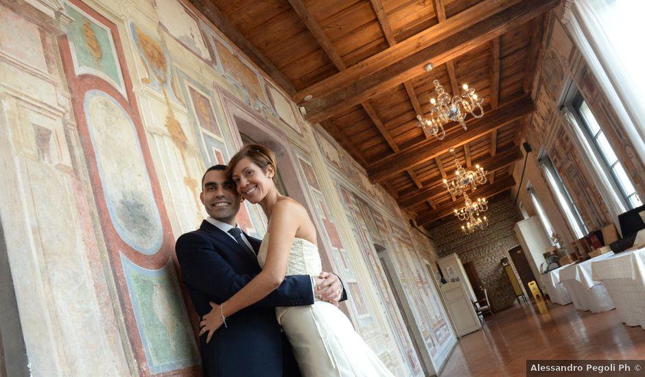 Il matrimonio di Antonello e Estela a Milano, Milano