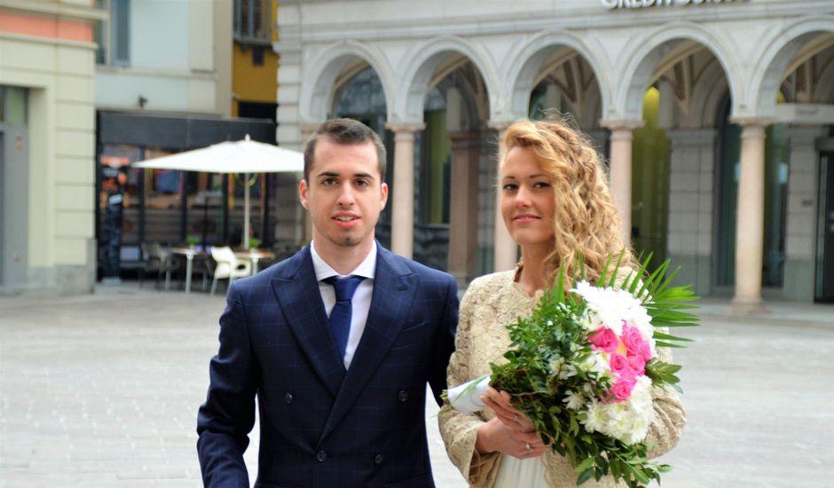 Il matrimonio di Riccardo e Dana a Varese, Varese