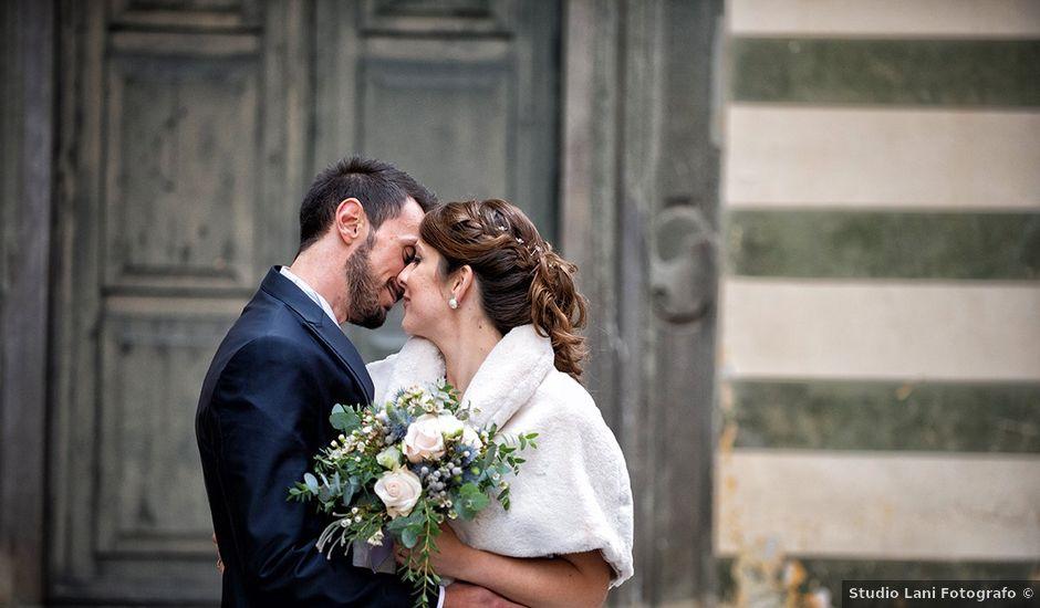 Il matrimonio di Daniele e Francesca a Empoli, Firenze