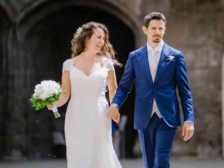 Le nozze di Martina e Giuseppe
