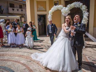 Le nozze di Samuela e Francesco 1