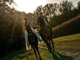 Le nozze di Patrizia e Silvano